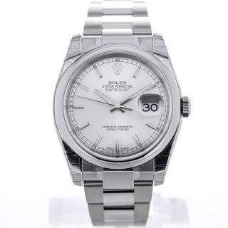 Rolex Oyster Perpetual Datejust 36 Steel