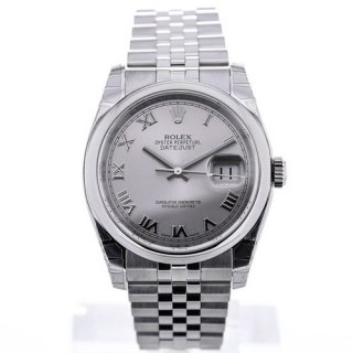 Rolex Oyster Perpetual Datejust Steel Jubilé 36