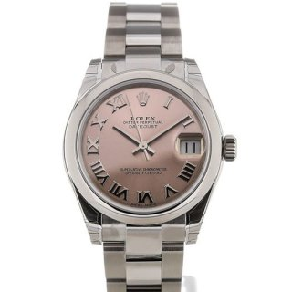 Rolex Oyster Perpetual Datejust 31 Automatic Pink Dial