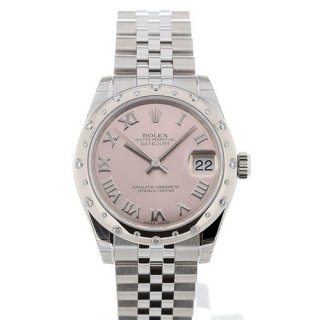 Rolex Datejust 31 Automatic Pink Dial