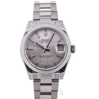 Rolex Oyster Perpetual Datejust Lady 31 Silver Dial