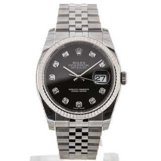 Rolex Oyster Perpetual Datejust 36 Automatic Gemstone