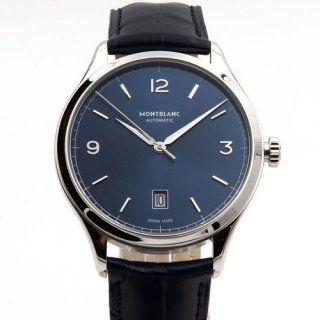 Montblanc Heritage Chronometrie 40 Automatic Blue Dial