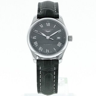Longines Master 29 Automatic Grey Dial