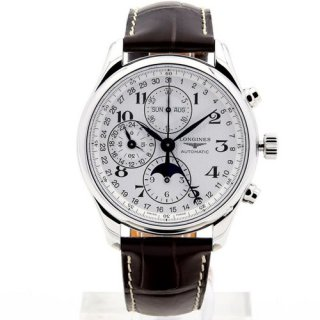Longines Master Collection 42 Automatic Chronograph