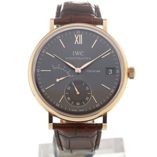 IWC Portofino 45 Power Reserve Red Gold Case