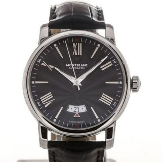 Montblanc Star 42 Date Guilloche Dial
