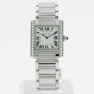 Cartier Tank Francaise Medium 30 Quartz Gemstone