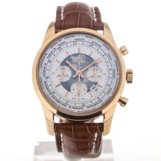 Breitling Transocean Chronograph Unitime 46